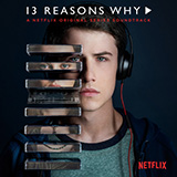 Billie Eilish Bored (from 13 Reasons Why) Sheet Music and Printable PDF Score | SKU 441540