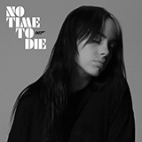 Download or print Billie Eilish No Time To Die Digital Sheet Music Notes and Chords - Printable PDF Score