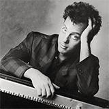 Download or print Billy Joel Half A Mile Away Digital Sheet Music Notes and Chords - Printable PDF Score