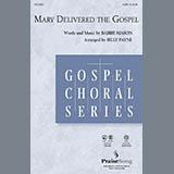 Billy Payne Mary Delivered The Gospel - Rhythm Sheet Music and Printable PDF Score | SKU 270615