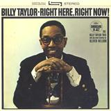 Billy Taylor I Wish I Knew How It Would Feel To Be Free Sheet Music and Printable PDF Score | SKU 119867