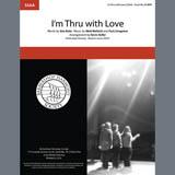 Bing Crosby I'm Thru With Love (arr. Kevin Keller) Sheet Music and Printable PDF Score | SKU 407064