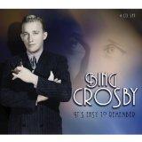Bing Crosby I've Got The World On A String Sheet Music and Printable PDF Score | SKU 121278