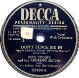 Bing Crosby Pennies From Heaven Sheet Music and Printable PDF Score | SKU 103946