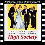 Bing Crosby & Grace Kelly True Love Sheet Music and Printable PDF Score | SKU 153932