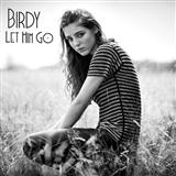 Birdy Let Him Go Sheet Music and Printable PDF Score   SKU 119779