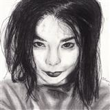 Download or print Bjork Where Is The Line? Digital Sheet Music Notes and Chords - Printable PDF Score