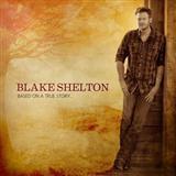 Blake Shelton My Eyes (feat. Gwen Sebastian) Sheet Music and Printable PDF Score | SKU 154601