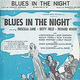 Ann Hampton Callaway Blues In The Night Sheet Music and Printable PDF Score   SKU 95788
