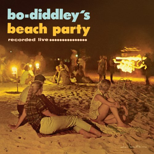 Bo Diddley image and pictorial