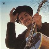 Bob Dylan Lay Lady Lay Sheet Music and Printable PDF Score   SKU 122815