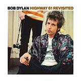 Bob Dylan Like A Rolling Stone Sheet Music and Printable PDF Score   SKU 122816