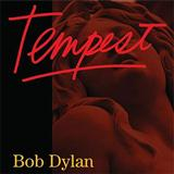 Download or print Bob Dylan Tempest Digital Sheet Music Notes and Chords - Printable PDF Score