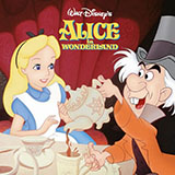 Download or print Sammy Fain Alice In Wonderland Digital Sheet Music Notes and Chords - Printable PDF Score