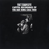Nat King Cole Trio Body And Soul Sheet Music and Printable PDF Score   SKU 419161