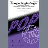 A Taste Of Honey Boogie Oogie Oogie (arr. Alan Billingsley) - Baritone Sax Sheet Music and Printable PDF Score | SKU 381057