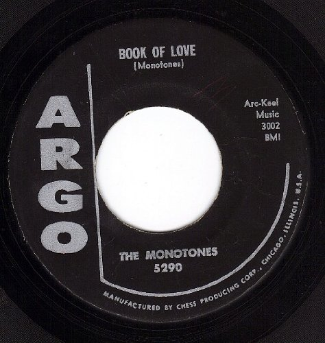The Monotones image and pictorial
