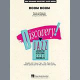 John Berry Boom Boom - Trombone 1 Sheet Music and Printable PDF Score | SKU 329751