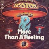 Boston More Than A Feeling Sheet Music and Printable PDF Score | SKU 379274