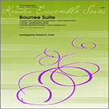 Frost Bourree Suite Sheet Music and Printable PDF Score   SKU 124754