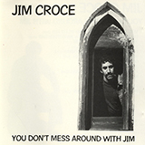 Jim Croce Box Number 10 Sheet Music and Printable PDF Score | SKU 71803