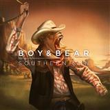 Boy And Bear Southern Sun Sheet Music and Printable PDF Score   SKU 116352