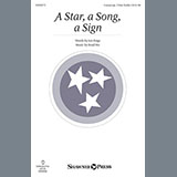 Brad Nix A Star, A Song, A Sign Sheet Music and Printable PDF Score | SKU 152213