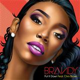 Download or print Brandy Put It Down (feat. Chris Brown) Digital Sheet Music Notes and Chords - Printable PDF Score