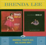 Download or print Brenda Lee All Alone Am I Digital Sheet Music Notes and Chords - Printable PDF Score