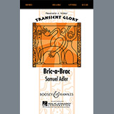Samuel Adler Bric-A-Brac Sheet Music and Printable PDF Score | SKU 71274