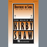 Kirby Shaw Brothers In Song Sheet Music and Printable PDF Score   SKU 154411