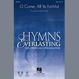 Bruce Greer O Come, All Ye Faithful - Alternate Tenor Sax Sheet Music and Printable PDF Score | SKU 279232