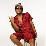 Bruno Mars Chunky Sheet Music and Printable PDF Score | SKU 181545