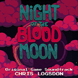 Chris Logsdon Bubblestorm (from Night of the Blood Moon) - Synth Pad Sheet Music and Printable PDF Score | SKU 444603
