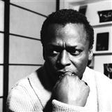 Miles Davis Bye Bye Blackbird Sheet Music and Printable PDF Score   SKU 199047