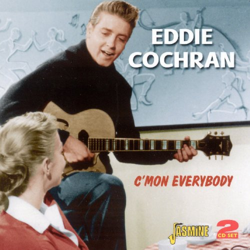 Eddie Cochran image and pictorial