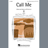 Will Schmid Call Me Sheet Music and Printable PDF Score | SKU 98092