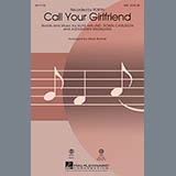 Mark Brymer Call Your Girlfriend - Bass Sheet Music and Printable PDF Score | SKU 314758