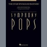 Calvin Custer The Star Spangled Banner - Trombone 1 Sheet Music and Printable PDF Score | SKU 344255