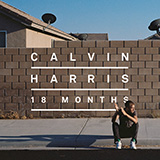 Download or print Calvin Harris Drinking From The Bottle (feat. Tinie Tempah) Digital Sheet Music Notes and Chords - Printable PDF Score