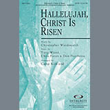 Download or print Camp Kirkland Hallelujah, Christ Is Risen - Bass Clarinet (sub. dbl bass) Digital Sheet Music Notes and Chords - Printable PDF Score