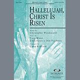 Download or print Camp Kirkland Hallelujah, Christ Is Risen - Tenor Sax (sub. Tbn 2) Digital Sheet Music Notes and Chords - Printable PDF Score