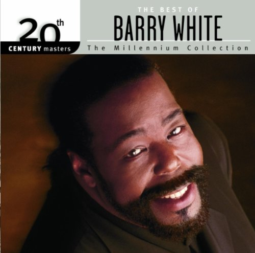 Barry White image and pictorial