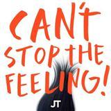 Justin Timberlake Can't Stop The Feeling Sheet Music and Printable PDF Score   SKU 174518