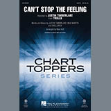 Justin Timberlake Can't Stop the Feeling (from Trolls) (arr. Mac Huff) - Tenor Saxophone Sheet Music and Printable PDF Score   SKU 355816