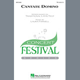 Laura Farnell Cantate Domino Sheet Music and Printable PDF Score | SKU 95181