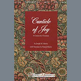 Joseph M. Martin Canticle Of Joy - Percussion 1-3 Sheet Music and Printable PDF Score | SKU 430606