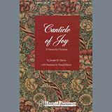 Joseph M. Martin Canticle Of Joy - Violin 1 Sheet Music and Printable PDF Score | SKU 430607