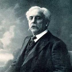 Gabriel Fauré Cantique De Jean Racine Sheet Music and Printable PDF Score   SKU 109551
