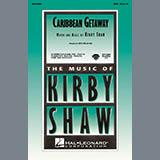 Kirby Shaw Caribbean Getaway - Bass Sheet Music and Printable PDF Score | SKU 267878